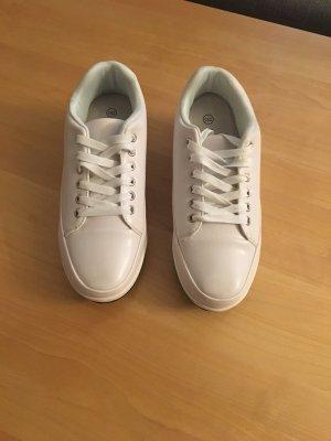 Heel Sneakers white