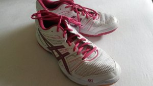 Asics Sneakers pink-white