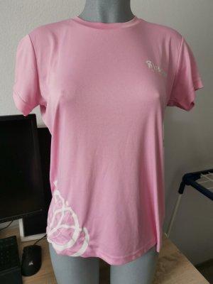 PASSION Camisa deportiva blanco-rosa claro