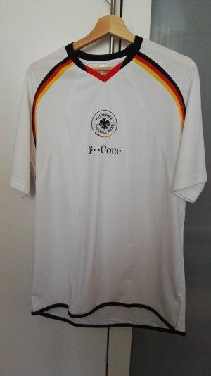 Camisa deportiva blanco