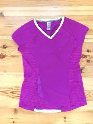 Sportshirt violet-sleutelbloem