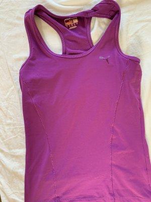 Puma T-shirt de sport violet