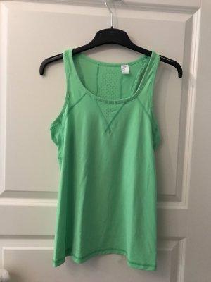 Gap T-shirt de sport vert fluo