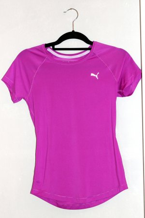 Puma Sports Shirt silver-colored-violet