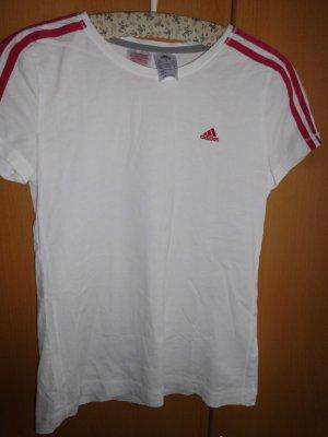 Adidas Polo bianco-viola
