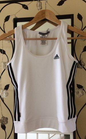Adidas Originals Sports Shirt white