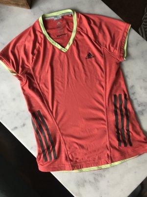 Sportshirt Orange Adidas