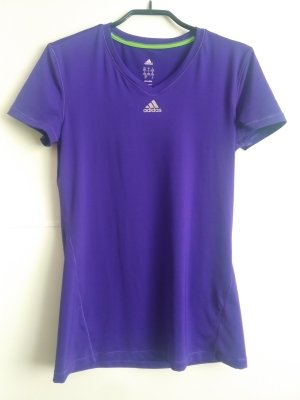 Adidas T-shirt de sport violet