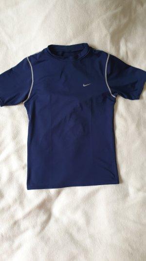 Nike Sportshirt donkerblauw