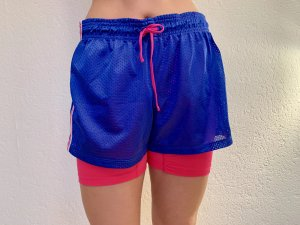 Layers Sport Shorts multicolored