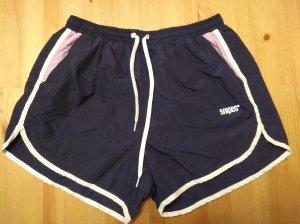 Snipes Sport Shorts blue-dark blue