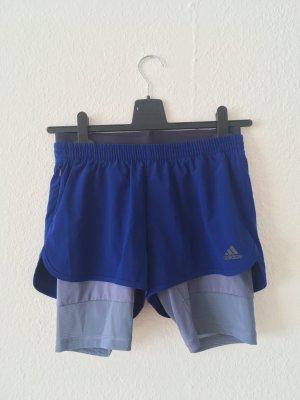 Adidas Sport Shorts blue-azure
