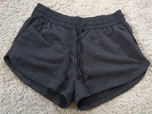 H&M Sport Shorts dark grey