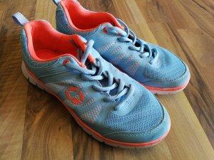 Sportsneakers mit Memorysohle