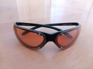 Alpina Sunglasses black-orange