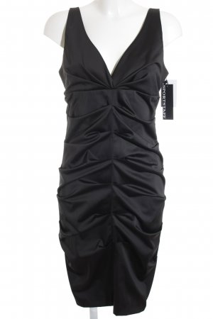 Sportstaff Abendkleid schwarz extravaganter Stil