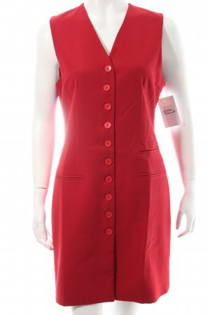 Sportstaff Bleistiftkleid rot Business-Look