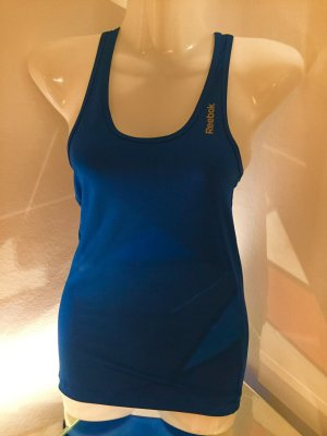 Reebok Sporttop blauw