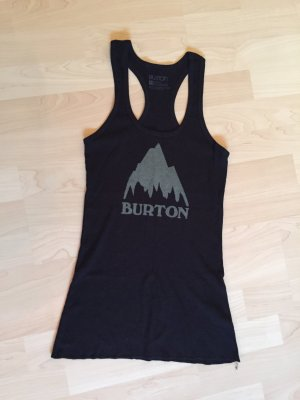 Burton Sports Tank black cotton