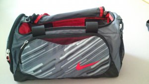 Nike Sports Bag multicolored polyester