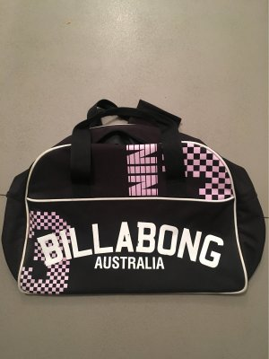 Billabong Sports Bag black textile fiber