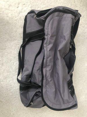 Tchibo / TCM Sac de sport noir-gris