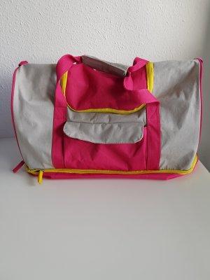 Bolsa de gimnasio multicolor