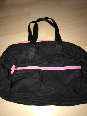 Takko Sports Bag black-neon pink