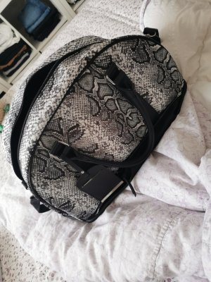 Primark Sports Bag white-dark grey
