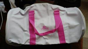 Sporttasche mit Lacoste-Logo