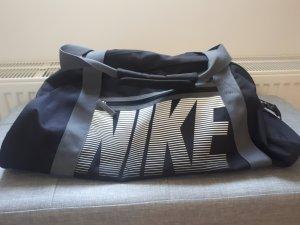 Nike Borsa sport bianco-argento