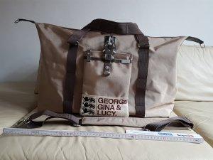 George Gina & Lucy Borsa da viaggio marrone-beige