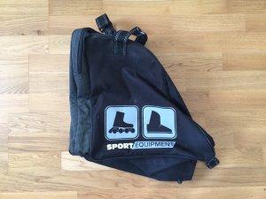 Sporttasche, schwarz, Inliner, Snowboard, Boots, Rollschuhe, Tasche