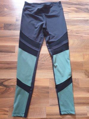 Even & Odd pantalonera negro-caqui