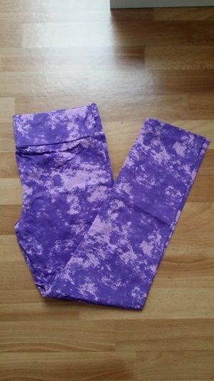 Sporttights/  Sporthose in lila / 36