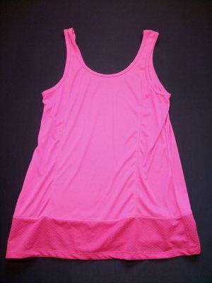 Crane Sporttop roze-neonroos