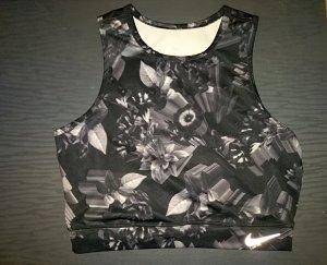 Nike Sporttop zwart-grijs
