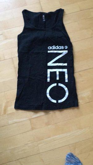 Adidas NEO Sporttop zwart-wit