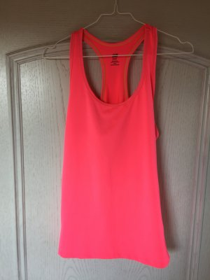 Sporttop in Neon-Pink
