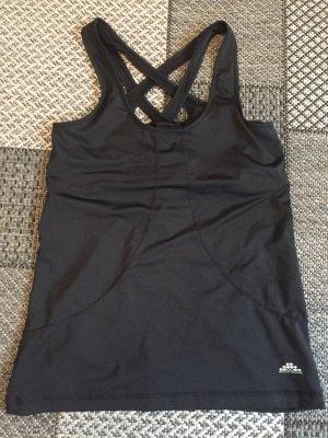 H&M Sport Sporttop zwart