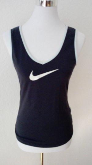 Sporttop von Nike in blau