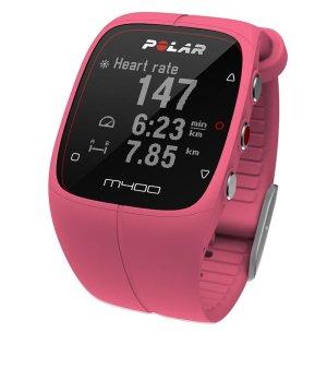 Polar Self-Winding Watch pink