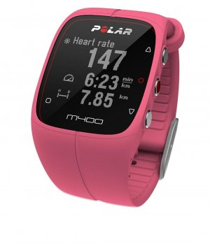 Polar Self-Winding Watch pink