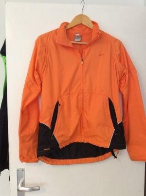 Nike Sportjack oranje-licht Oranje Polyester
