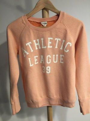 Sporty Sweatshirt mit Druck