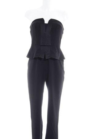 Spotlight by Warehouse Jumpsuit schwarz Elegant