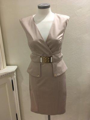 Spotlight by Warehouse Kleid nude rosa rose 36 S