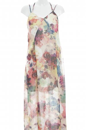 Spotlight by Warehouse Maxikleid florales Muster Beach-Look