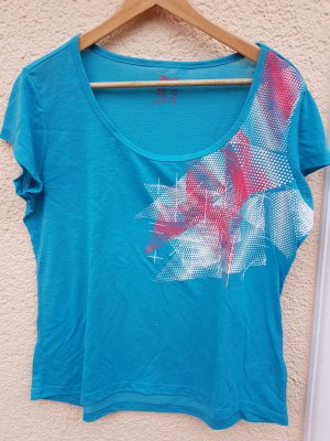 Crivit T-Shirt multicolored polyester