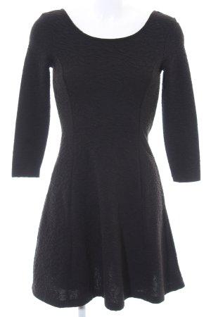 Springfield A-Linien Kleid schwarz